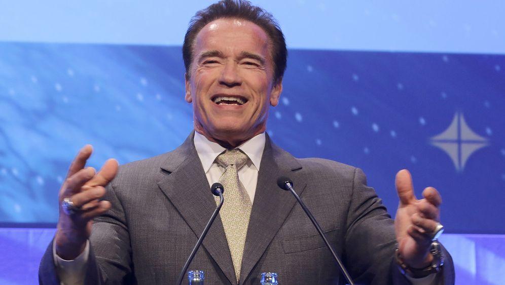 Bodybuilder, Terminator, Gouverneur: Das verrückte Leben des Arnold Schwarzenegger