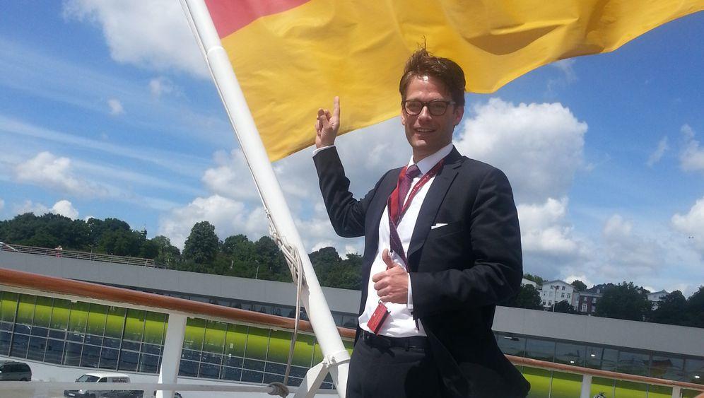 Kreuzfahrten: Die MS Deutschland auf neuem Kurs