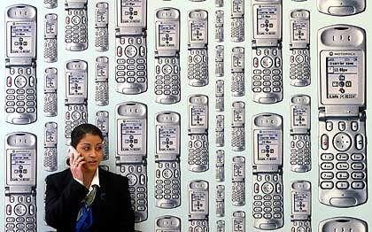 rTeklekommunikation: Der Handy-Markt ist gesättigt