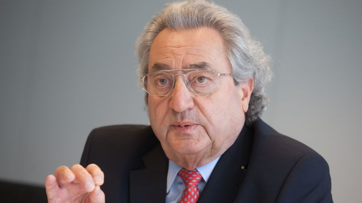 Arbeitgeberpräsident: Dieter Hundt übergibt an Ingo Kramer