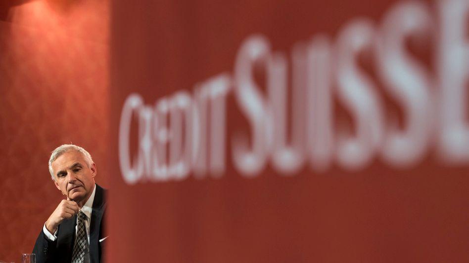 Teure Fehler: Der Verwaltungsratspräsident von Credit Suisse, Urs Rohner, gerät mit dem Greensill- und Archegos-Debakel kurz vor seinem Abschied immer stärker in die Kritik