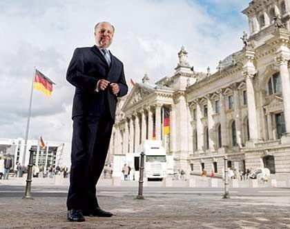 Sanierungsfall Deutschland: McKinsey-Partner Klimmer will mit Beamten und Bürokraten Geld verdienen