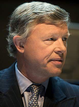 Das Ende einer Ära:ABN-Amro-Chef Groenink muss sein Amt abgeben