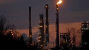 Die schwarze Woche der Ölindustrie