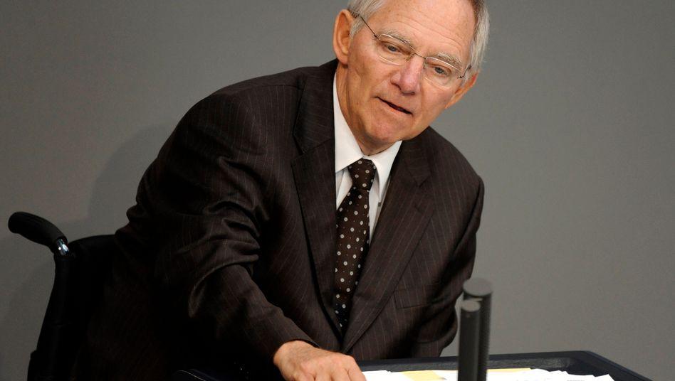 Finanzminister Schäuble: Sein Werben in der Koalition für das zweite Griechenland-Paket war erfolgreich