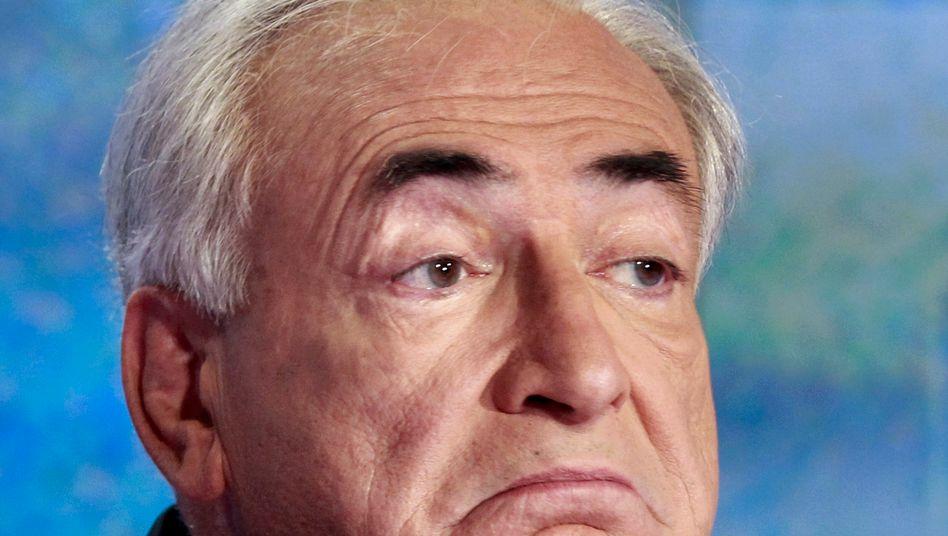 Strauss-Kahn: LSK heißt die nicht ganz neue Firma des Ex-IWF-Chefs