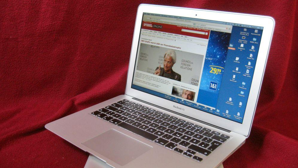 Das neue Macbook Air: Schneller, lauter, stärker