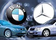 Kopf-an-Kopf-Rennen: BMW kann beim Absatz im Oktober zulegen, die Mercedes Car Group verbucht leichte Verluste