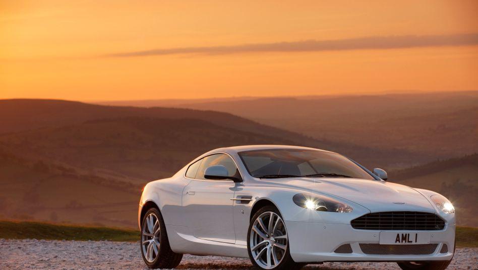 Aston Martin DB9: Der Nobel-Sportwagen ist in seiner Grundkonzeption über zehn Jahre alt - und bräuchte dringend einen Nachfolger