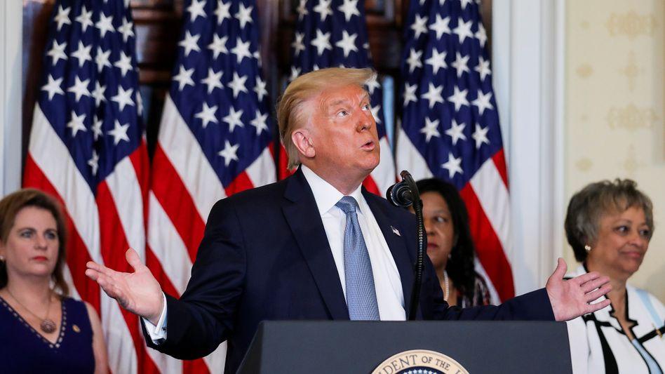 """""""Ich will jetzt nicht mit China sprechen"""": Donald Trump"""