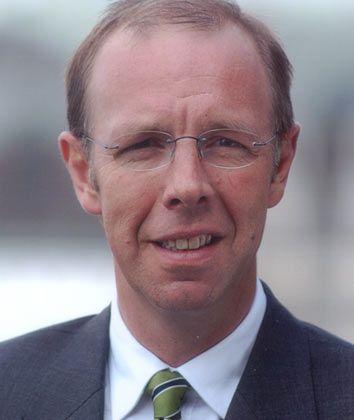 Andreas Leimbach: Aufsteiger bei der Dresdner Bank