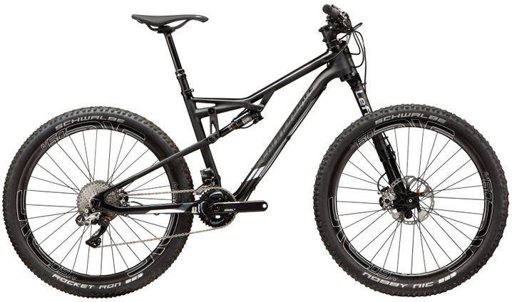 Cannondale Habit Hi-Mod Black Inc: Ein Bike, das alles kann, für knapp 11.000 Euro