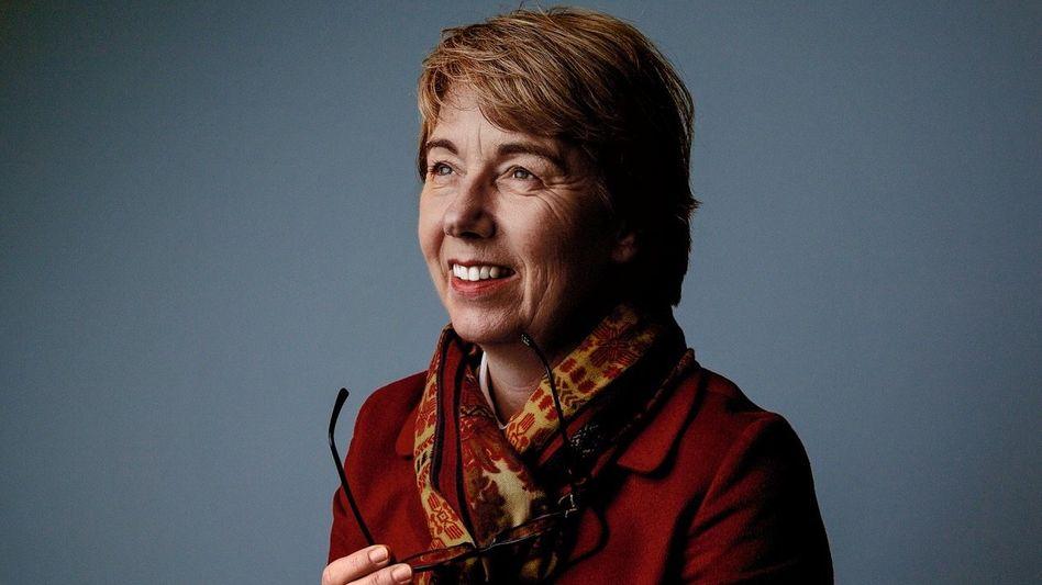 Viel Resonanz: Martina Merz ist mit Thyssenkrupp unter den Top Ten