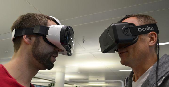 Nicht nur virtuelle Realität: Sie entscheiden, durch welche Brille Sie die Welt betrachten
