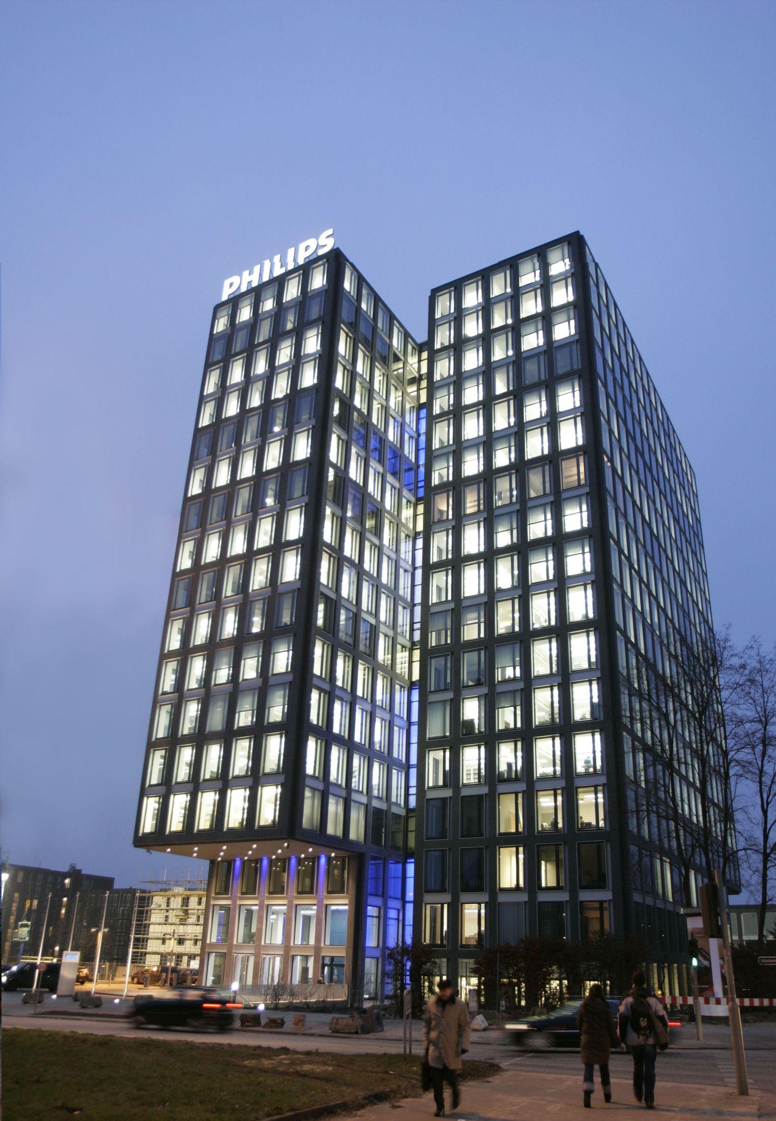 Philips Tower/ Konzernzentrale / HQ