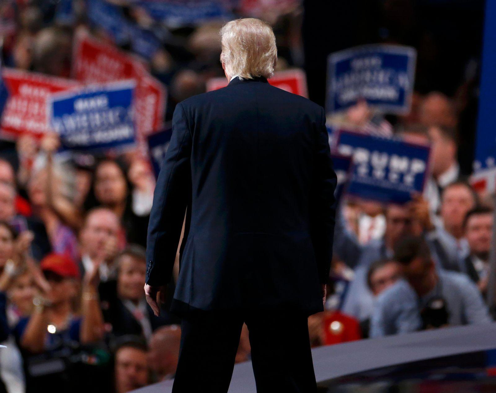 Donald Trump / GOP / Cleveland