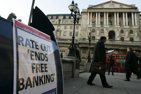 Nicht genügend Einfluss: Britische Zentralbank beklagt Machtlosigkeit