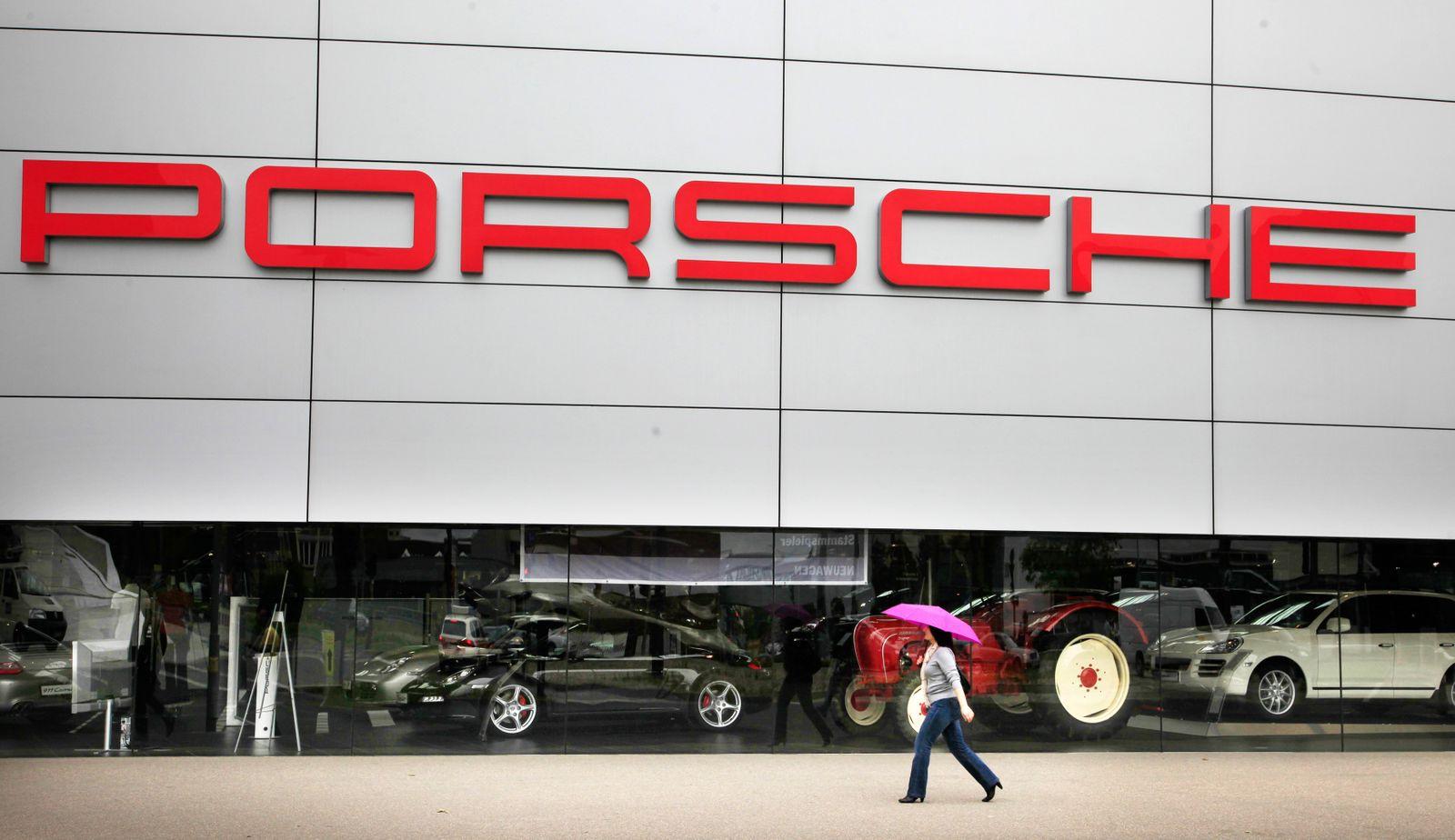 Porsche Zentrale / VW Porsche / Bild 4