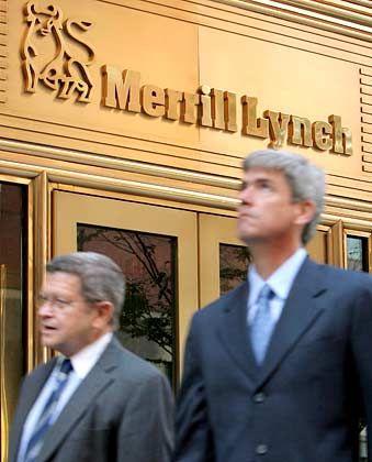 Merrill Lynch: CEO John Thain will die Liquiditätskrise der Privatanleger lösen