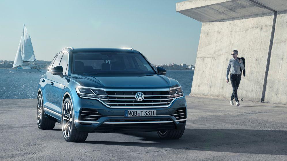 VW Touareg: Der SUV-Bannerträger mit Smartphone-Aversion in Bildern