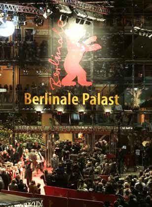 Spielstätten: Großer Bahnhof im Berlinale Palast