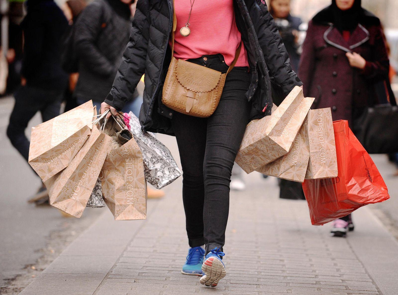 Einzelhandel - Schottland