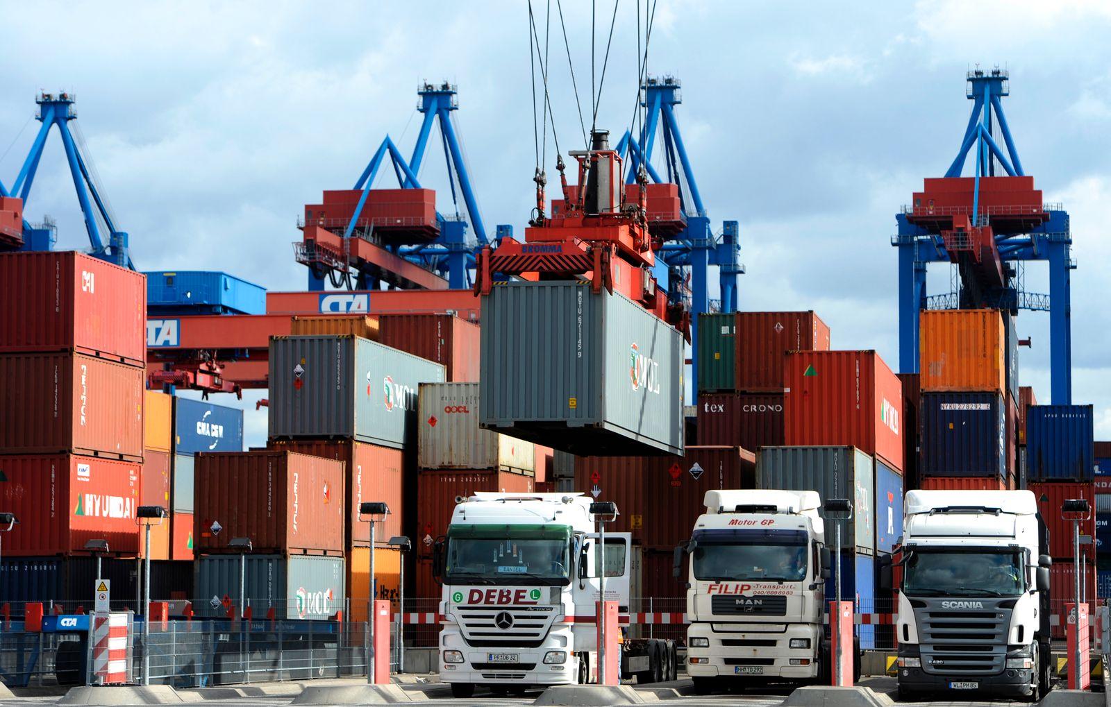 Deutschland / Konjunktur / Export /