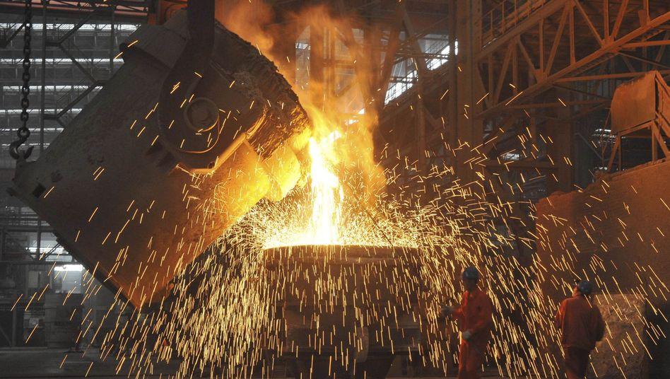 Stahlproduktion: Energieintensive Industrie fürchtet um Strompreisrabatte