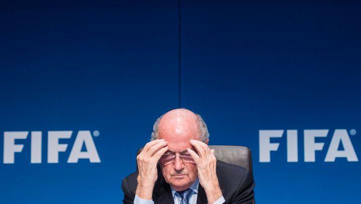 Fifa-Funktionäre in Haft: Diese Stützen fehlen dem System Blatter jetzt