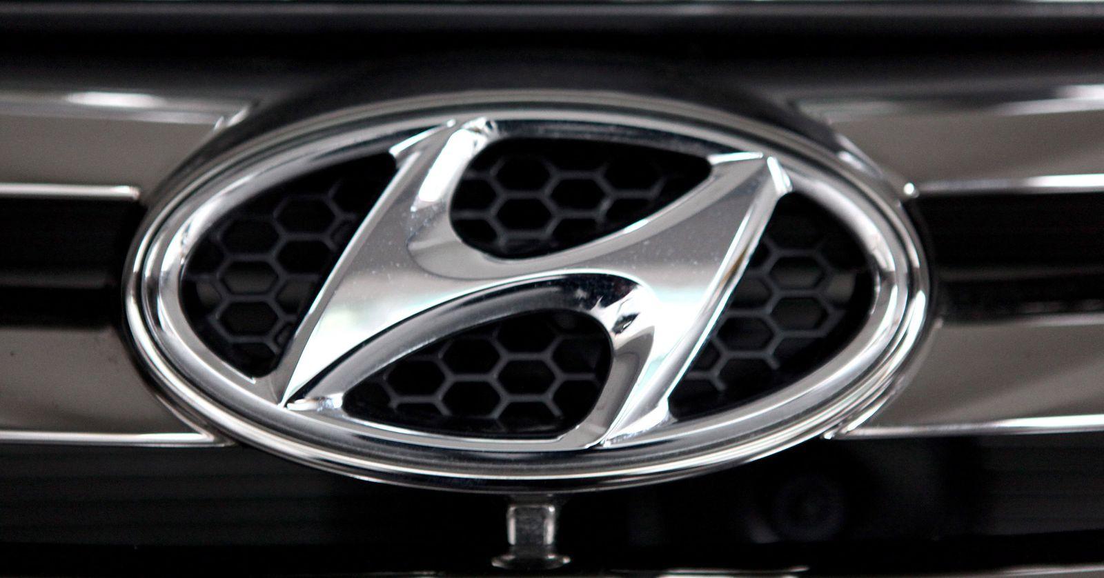 Autohersteller / Logo / Hyundai