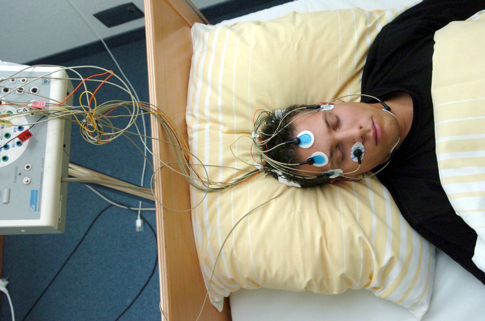 Schlaflabor / Uniklinik Freiburg / Schlafmedizin