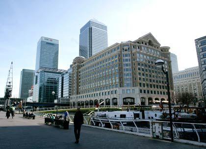 Bankenrettung in London: Billionenschaden für britische Steuerzahler