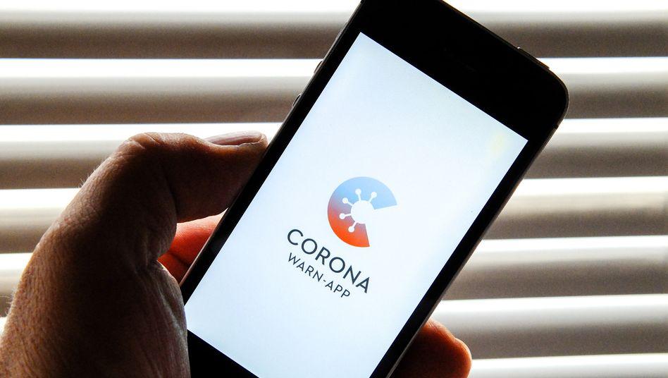 Die deutsche Corona-Warn-App wurde von SAP und der Telekom entwickelt