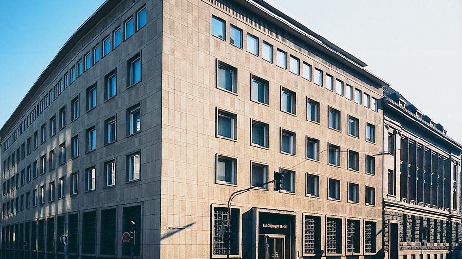 Stammsitz ivon Sal. Oppenheim in Köln: Der Rechtsstreit mit Milliardär von Finck geht weiter