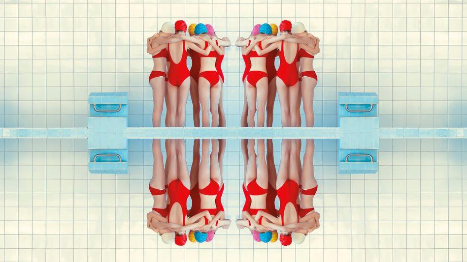 Aus der Serie Swimming Pool