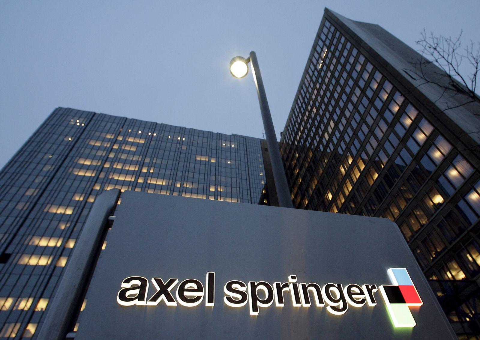 Axel Springer-Verlag