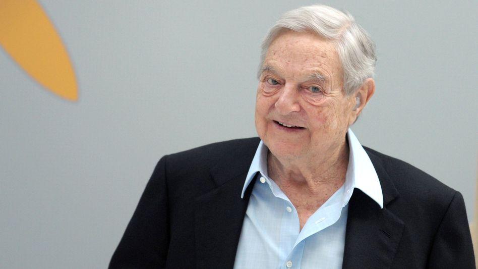 Falsche Markteinschätzung: Milliardär Soros hatte fallende Aktienkurse erwartet - doch sie stiegen