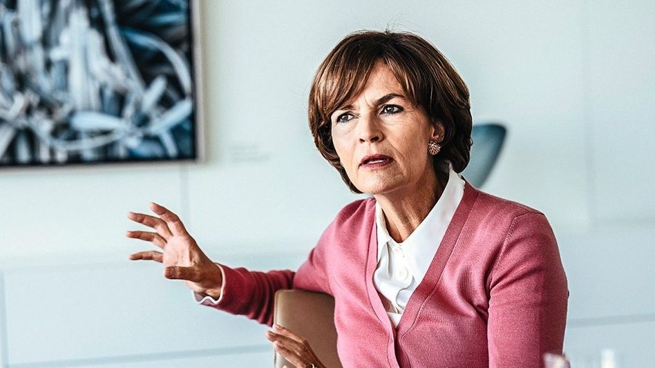 Chefin im Familienunternehmen: Nicola Leibinger-Kammüller