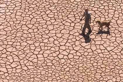 Dürre in Ostspanien: Wasserarme Regionen könnten vollends verdorren