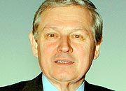 Helmut Burmester: Sein Unternehmen VAW war im Sommer von Norsk Hydro übernommen worden