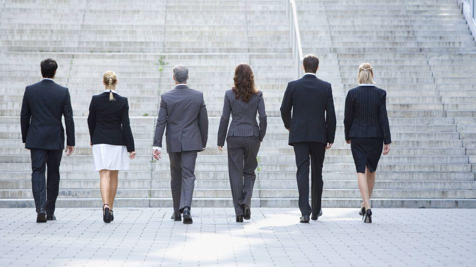 Frauen in Topjobs: Noch immer die Ausnahme