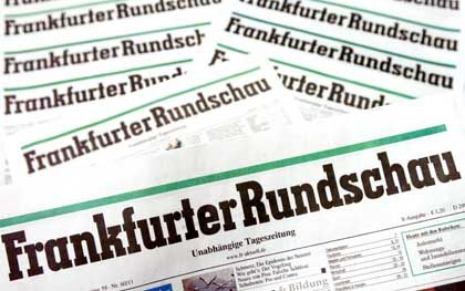 Weiter in der Krise: Frankfurter Rundschau