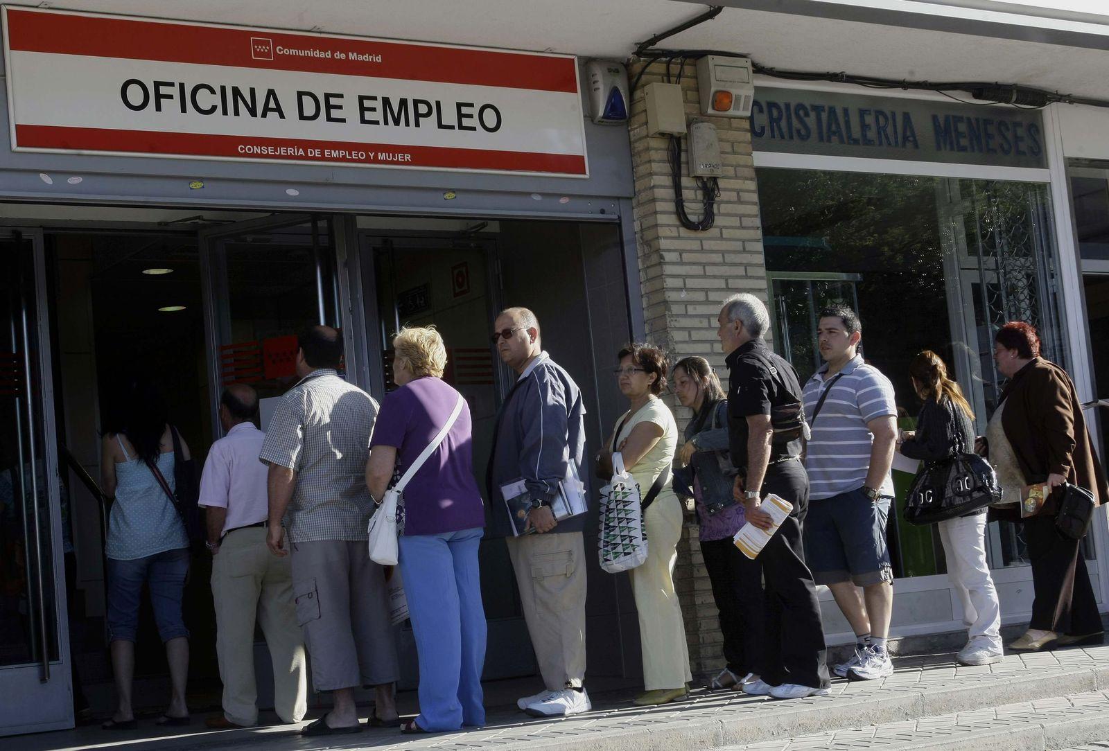 Spanien EU / Arbeitslosigkeit