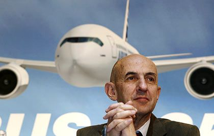 Power 8 in der Warteschleife:Airbus-Chef Gallois