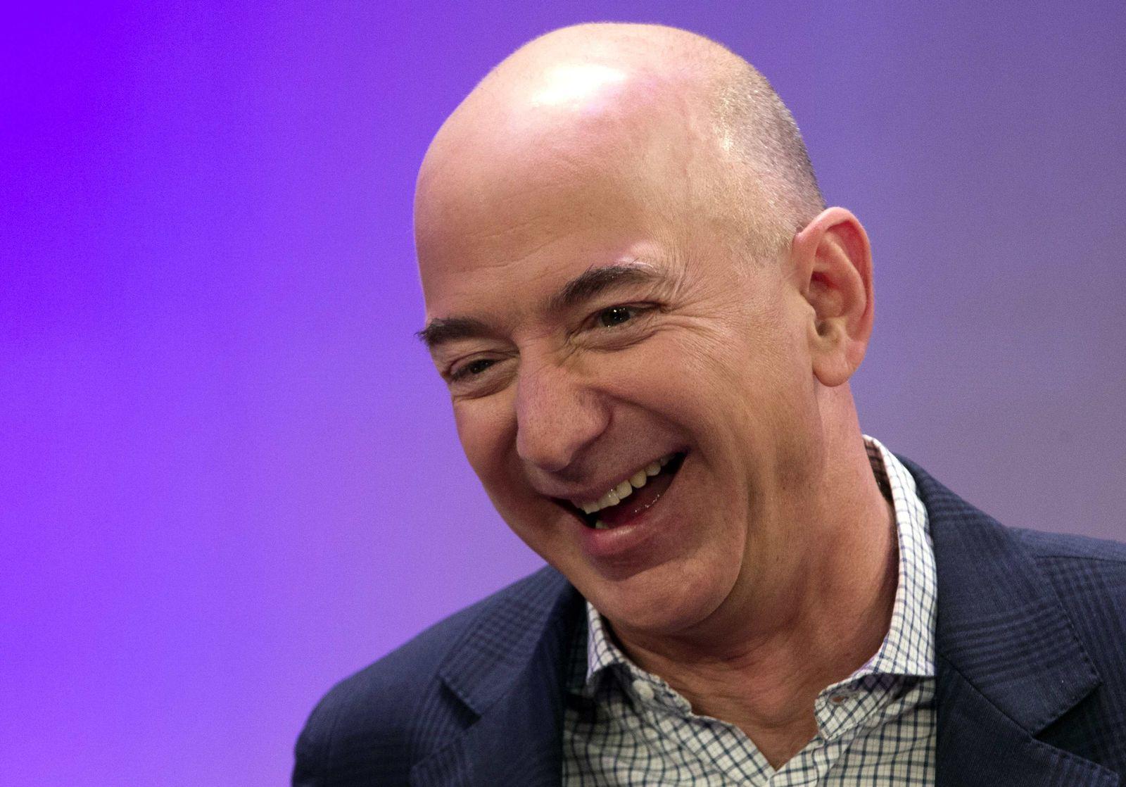 USA-AMAZON/ Bezos