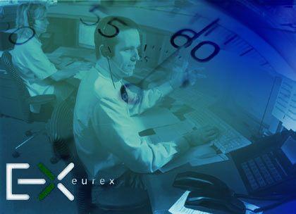 Rekordjagd: An der Eurex wurden erstmals mehr als eine Milliarde Kontrakte gehandelt
