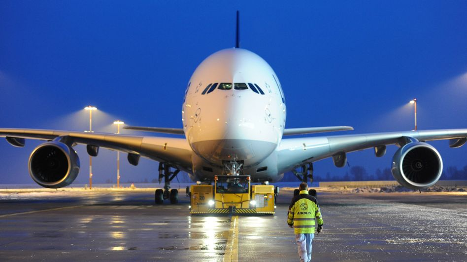 Lufthansa A380: Fliegen wird zur Massenveranstaltung - und noch billiger, glaubt Lufthansa-Chef Spohr
