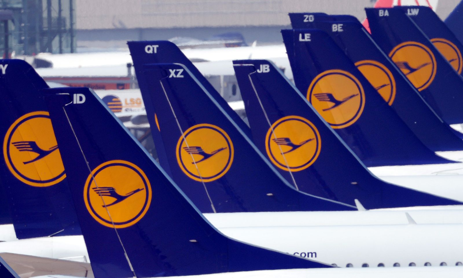 Lufthansa Pilotenstreik