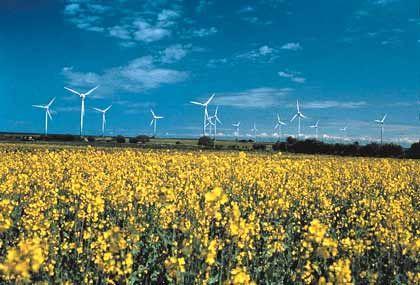 Anwendungsbeispiel I: Enercon bestückt die Steuerungs-Platinen für ihre Windenergieanlagen mit Steckverbindern von Phoenix Contact
