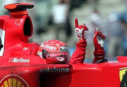 Übermächtig: Michael Schumacher